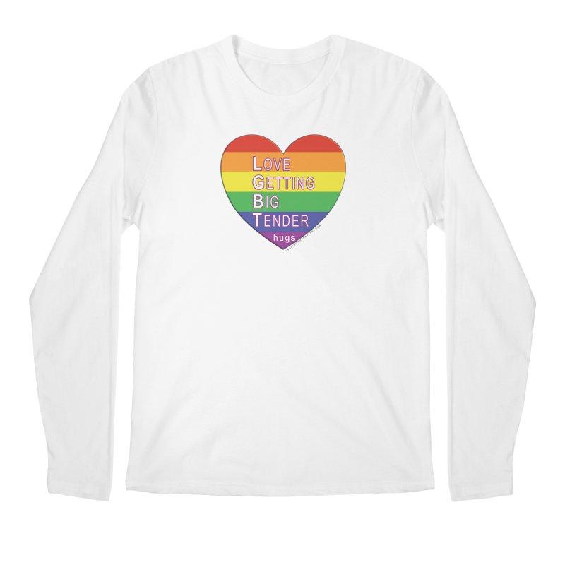 LGBT Shirts n More Men's Regular Longsleeve T-Shirt by Leading Artist Shop