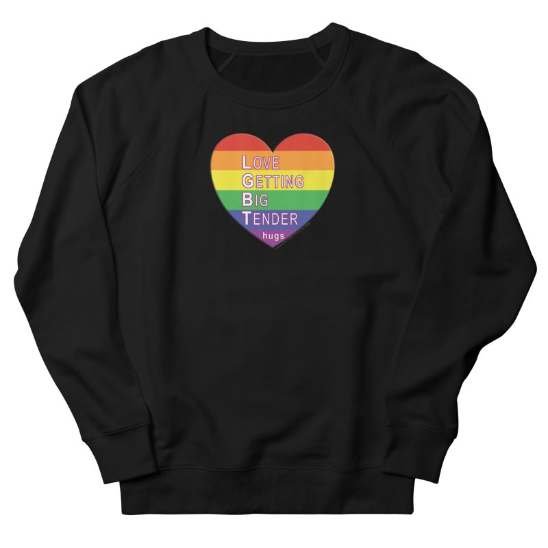 LGBT Shirts n More Men's French Terry Sweatshirt by Leading Artist Shop