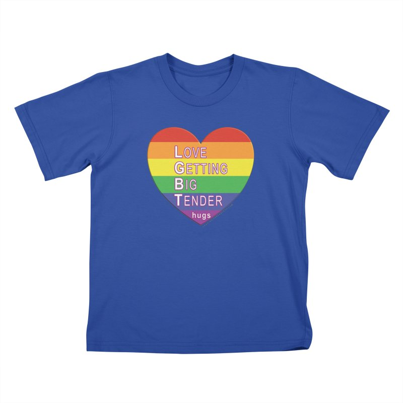 LGBT Shirts n More Kids T-Shirt by Leading Artist Shop