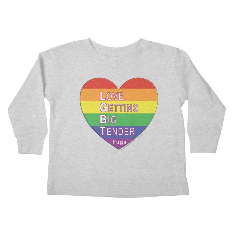 LGBT Shirts n More Kids Toddler Longsleeve T-Shirt by Leading Artist Shop