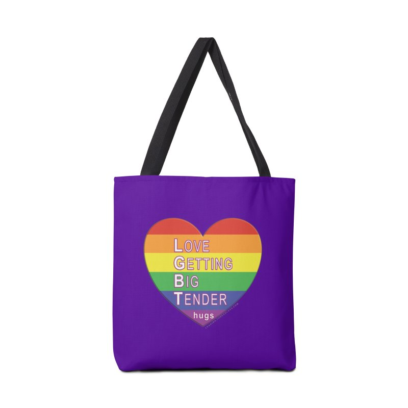 LGBT Shirts n More Accessories Tote Bag Bag by Leading Artist Shop