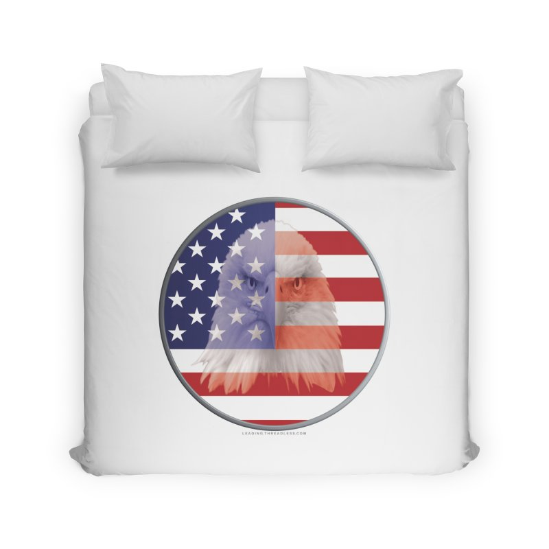 Patriotic Shirts n More | 4th of July Home Duvet by Leading Artist Shop
