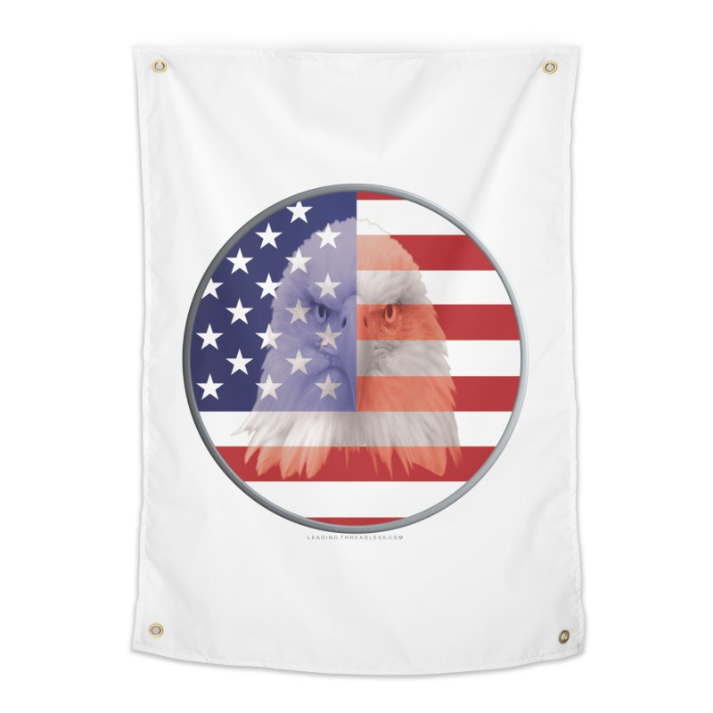 Patriotic Shirts n More | 4th of July Home Tapestry by Leading Artist Shop