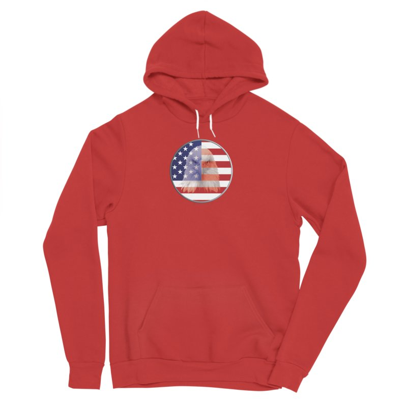 Patriotic Shirts n More | 4th of July Women's Pullover Hoody by Leading Artist Shop