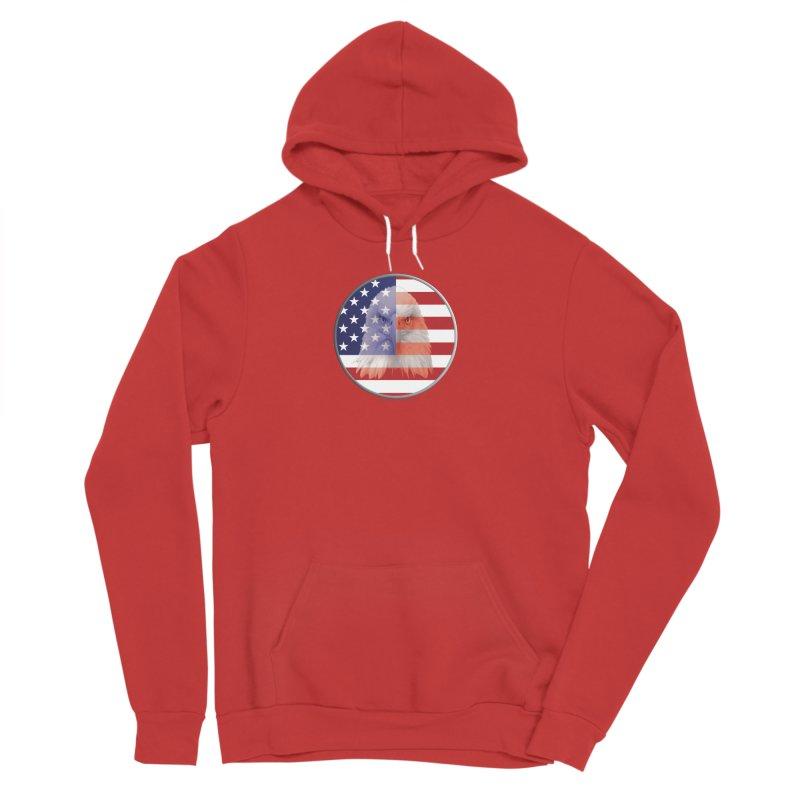 Patriotic Shirts n More | 4th of July Women's Sponge Fleece Pullover Hoody by Leading Artist Shop