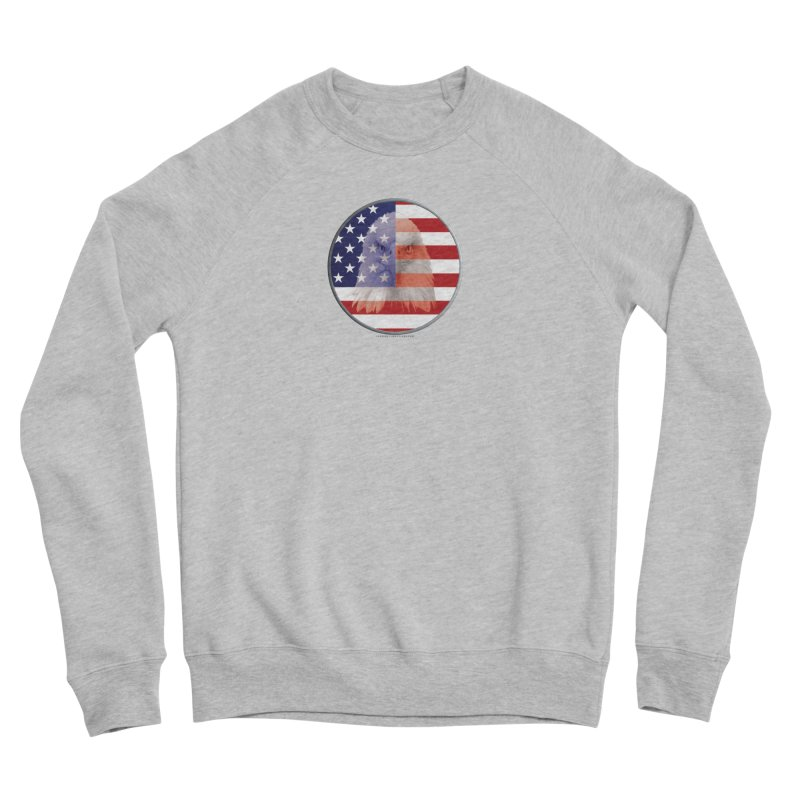 Patriotic Shirts n More | 4th of July Men's Sponge Fleece Sweatshirt by Leading Artist Shop