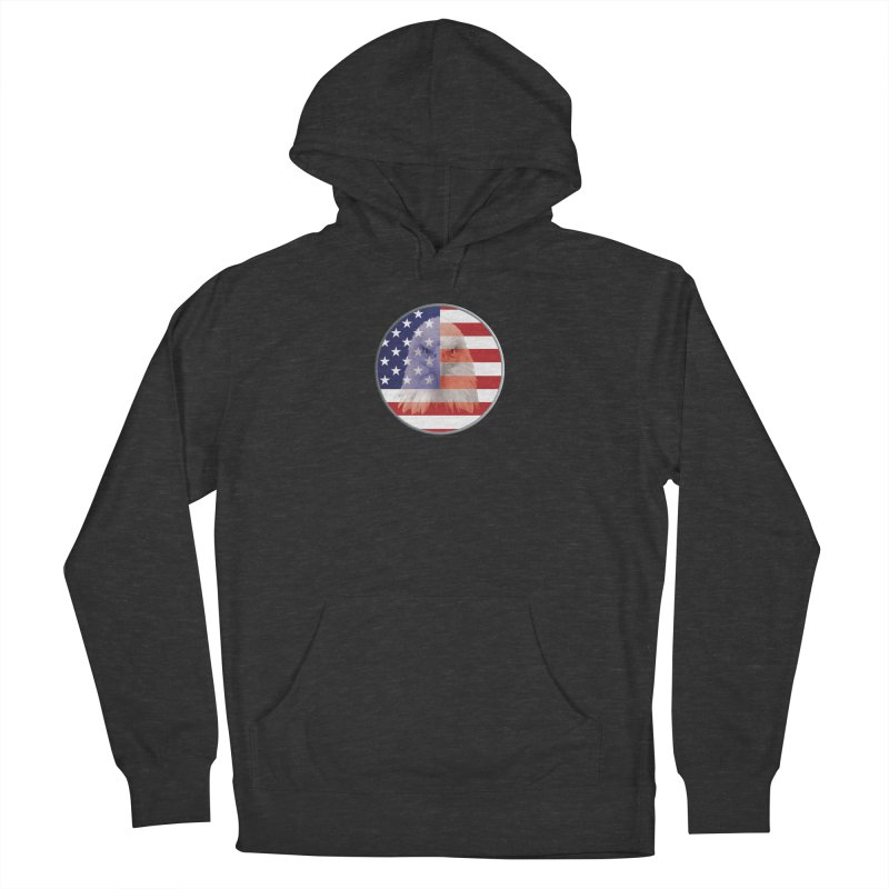Patriotic Shirts n More   4th of July Women's French Terry Pullover Hoody by Leading Artist Shop