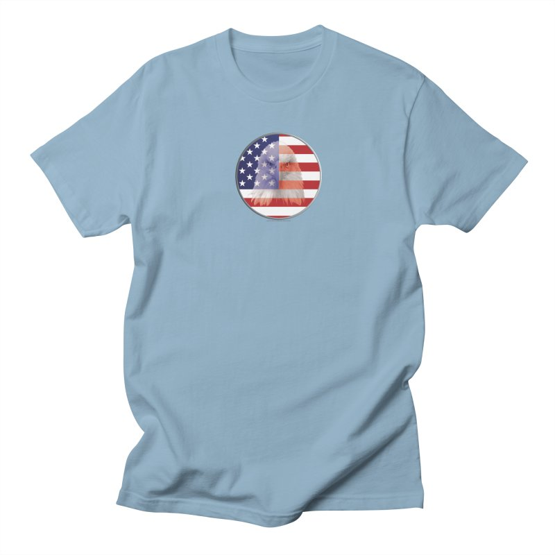 Patriotic Shirts n More   4th of July Women's Regular Unisex T-Shirt by Leading Artist Shop