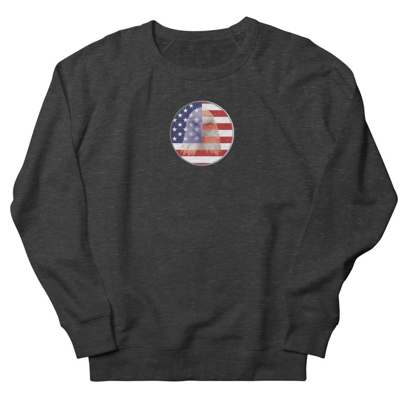 Patriotic Shirts n More | 4th of July Men's French Terry Sweatshirt by Leading Artist Shop