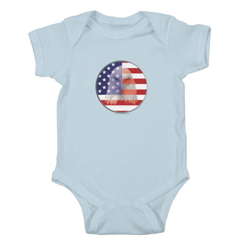 Patriotic Shirts n More | 4th of July Kids Baby Bodysuit by Leading Artist Shop