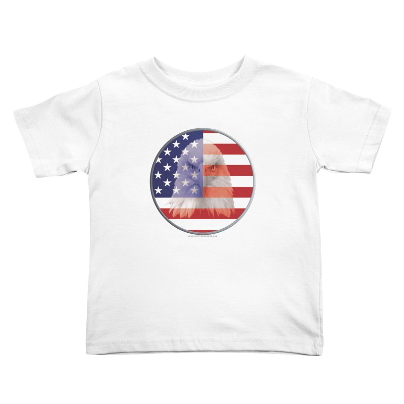 Patriotic Shirts n More | 4th of July Kids Toddler T-Shirt by Leading Artist Shop