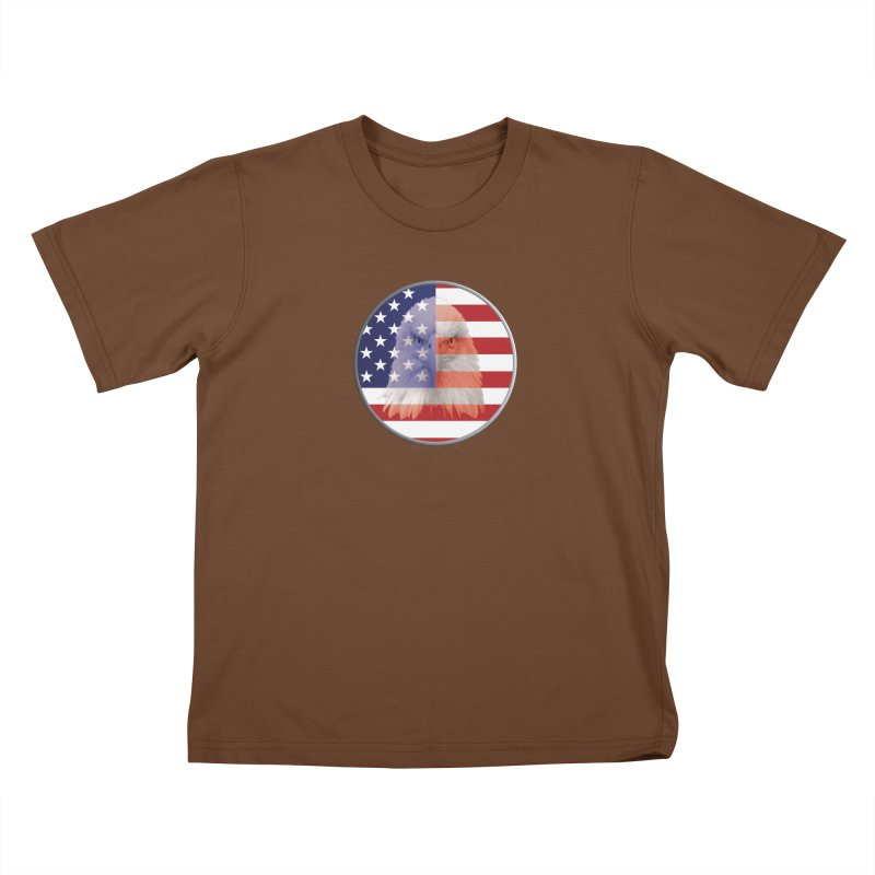 Patriotic Shirts n More | 4th of July Kids T-Shirt by Leading Artist Shop