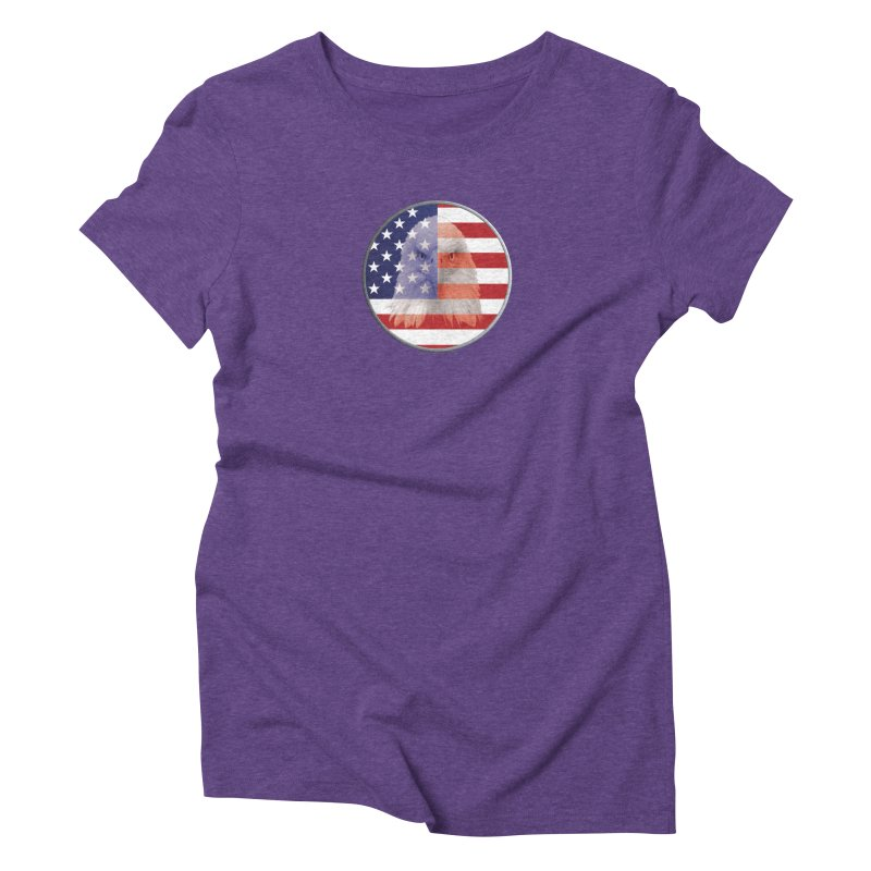 Patriotic Shirts n More   4th of July Women's Triblend T-Shirt by Leading Artist Shop