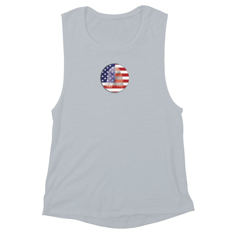 Patriotic Shirts n More | 4th of July Women's Muscle Tank by Leading Artist Shop