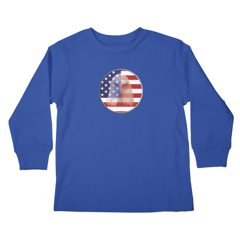 Patriotic Shirts n More | 4th of July Kids Longsleeve T-Shirt by Leading Artist Shop