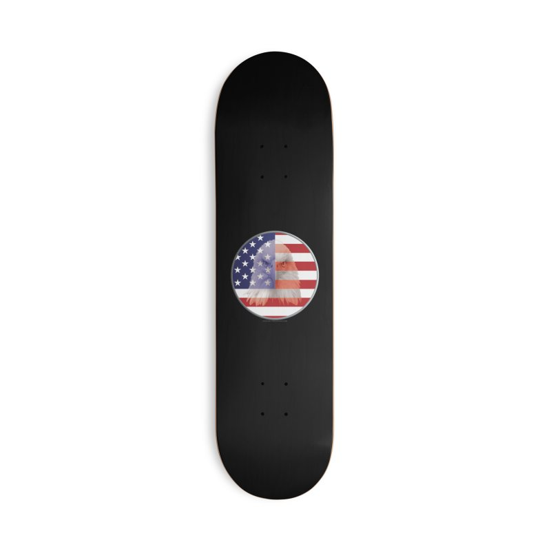 Patriotic Shirts n More | 4th of July Accessories Deck Only Skateboard by Leading Artist Shop