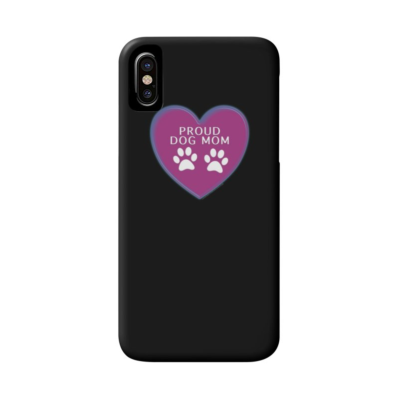 Dog Mama Shirts Accessories Phone Case by Leading Artist Shop