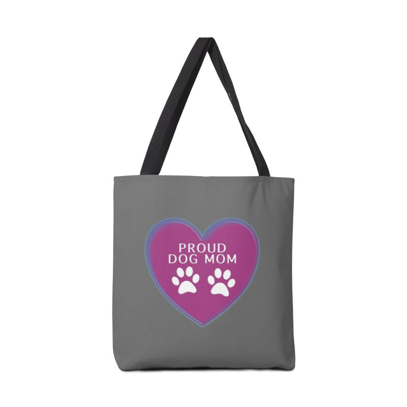 Dog Mama Shirts Accessories Tote Bag Bag by Leading Artist Shop