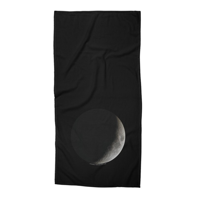 Moon By Jeff61B Accessories Beach Towel by Leading Artist Shop