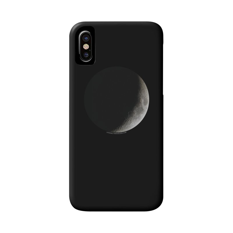 Moon By Jeff61B Accessories Phone Case by Leading Artist Shop
