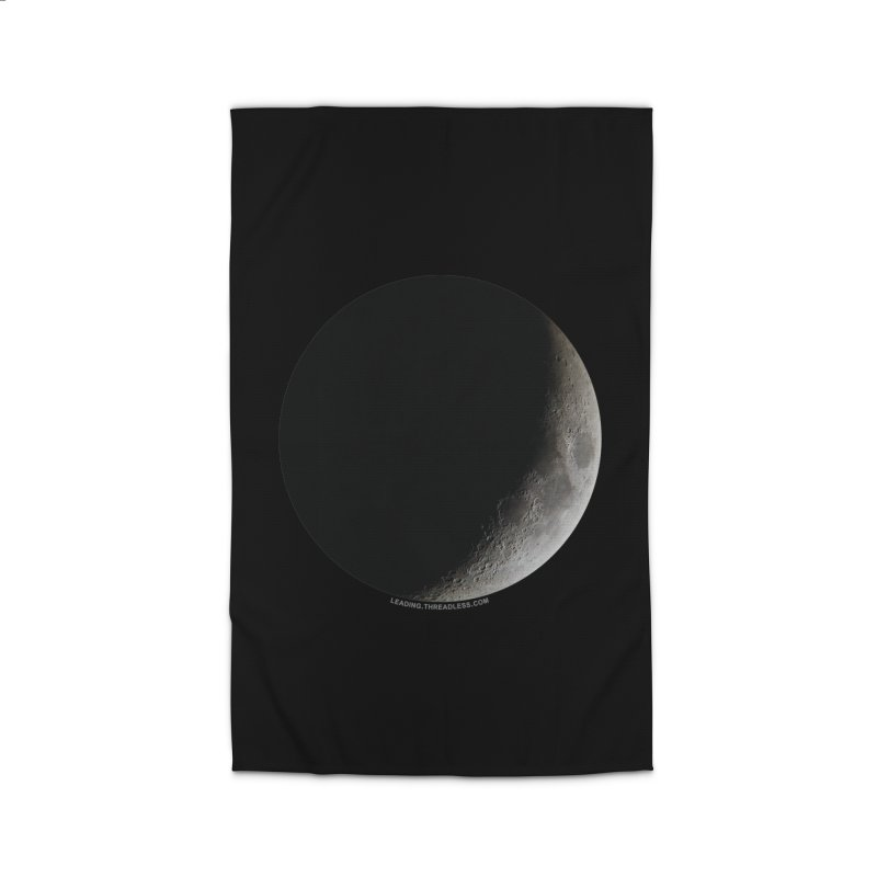 Moon By Jeff61B Home Rug by Leading Artist Shop