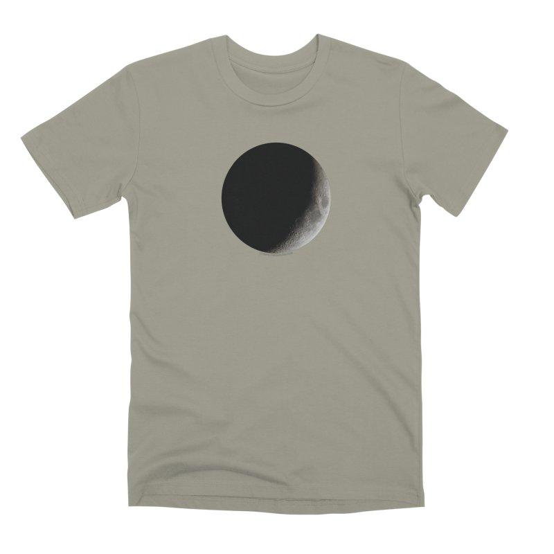 Moon By Jeff61B Men's Premium T-Shirt by Leading Artist Shop