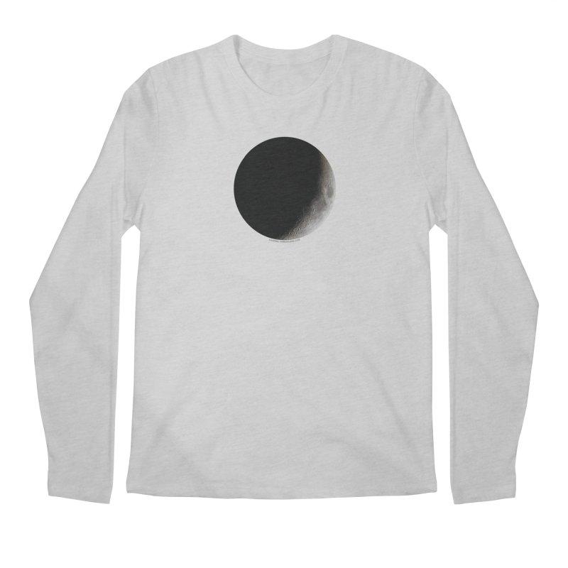Moon By Jeff61B Men's Regular Longsleeve T-Shirt by Leading Artist Shop