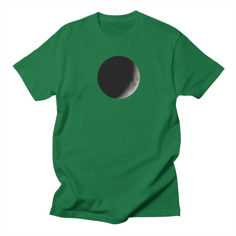 Moon By Jeff61B Men's Regular T-Shirt by Leading Artist Shop