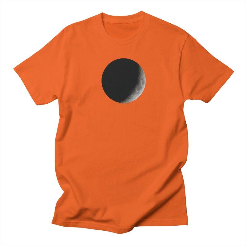 Moon By Jeff61B Women's Regular Unisex T-Shirt by Leading Artist Shop