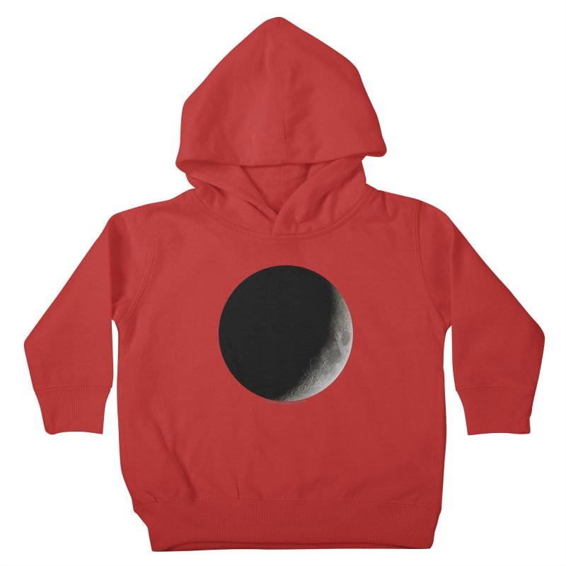 Moon By Jeff61B Kids Toddler Pullover Hoody by Leading Artist Shop
