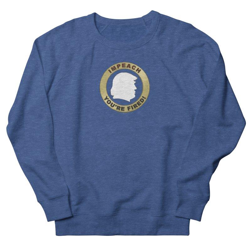 Impeach Shirts n More Men's Sweatshirt by Leading Artist Shop