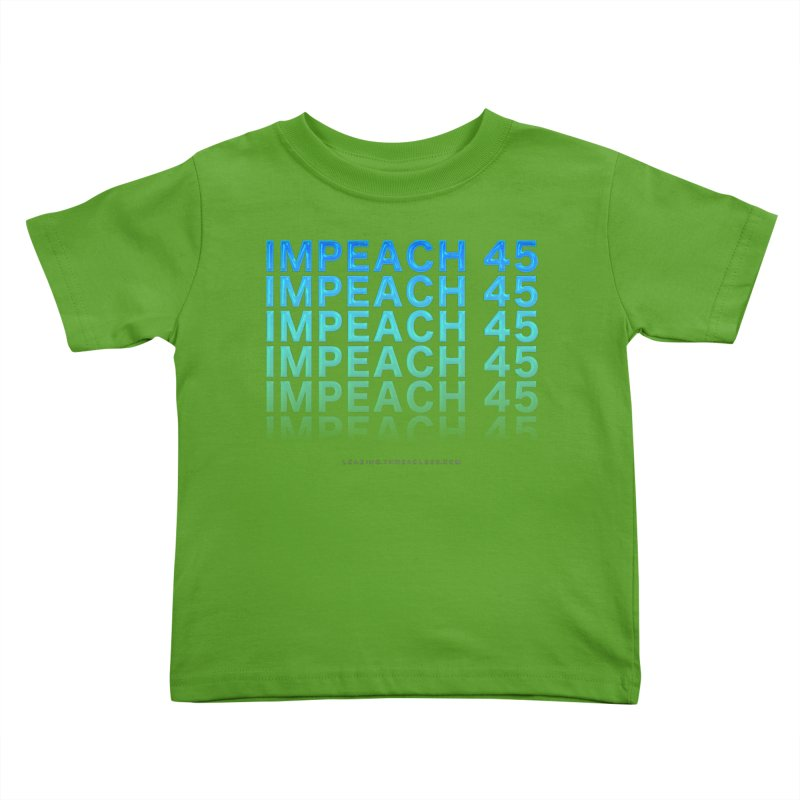 Impeach | Awesome Shirts Kids Toddler T-Shirt by Leading Artist Shop