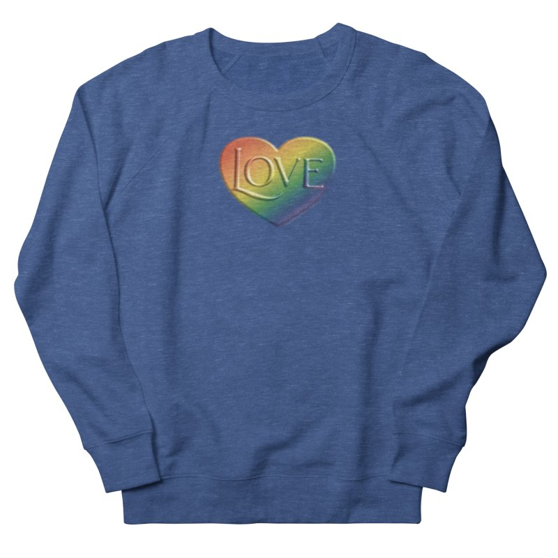 Love Shirts and More Men's Sweatshirt by Leading Artist Shop