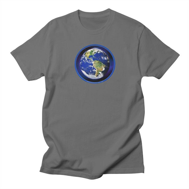 One Human Family - QCA Men's T-Shirt by Leading Artist Shop