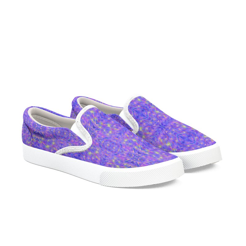 Stephanie Canvas Slip On Shoes Women's Slip-On Shoes by Leading Artist Shop
