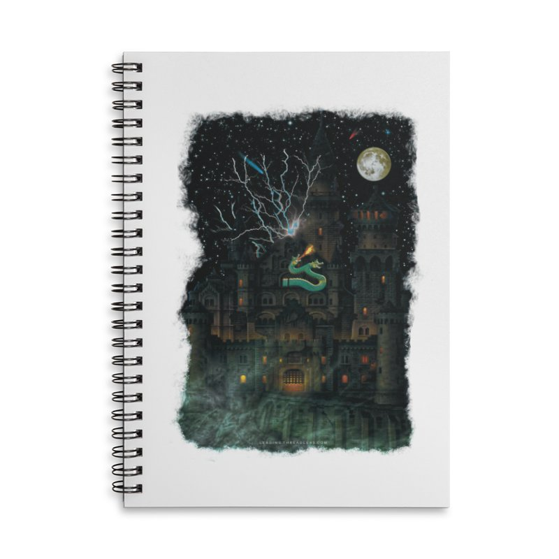 Amazing Halloween Shirt Accessories Lined Spiral Notebook by Leading Artist Shop