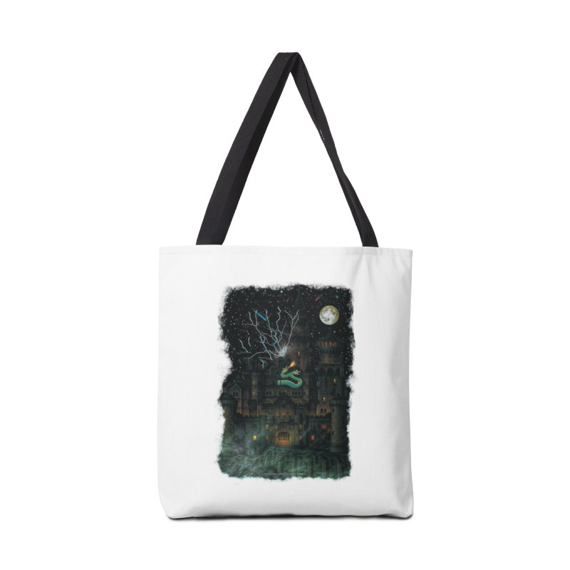 Amazing Halloween Shirt Accessories Tote Bag Bag by Leading Artist Shop