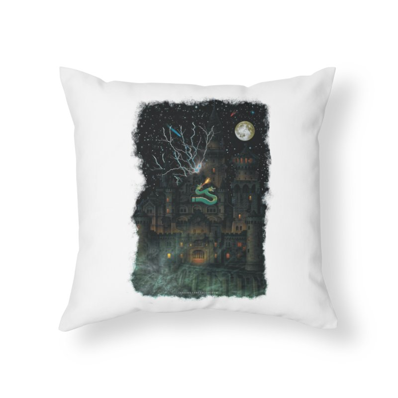 Amazing Halloween Shirt Home Throw Pillow by Leading Artist Shop