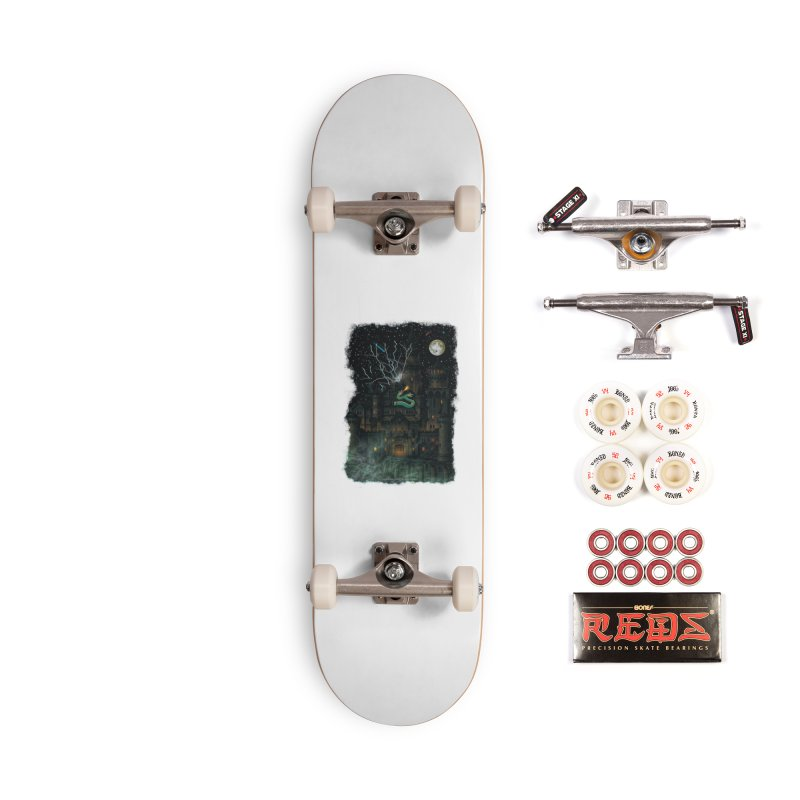 Amazing Halloween Shirt Accessories Complete - Pro Skateboard by Leading Artist Shop