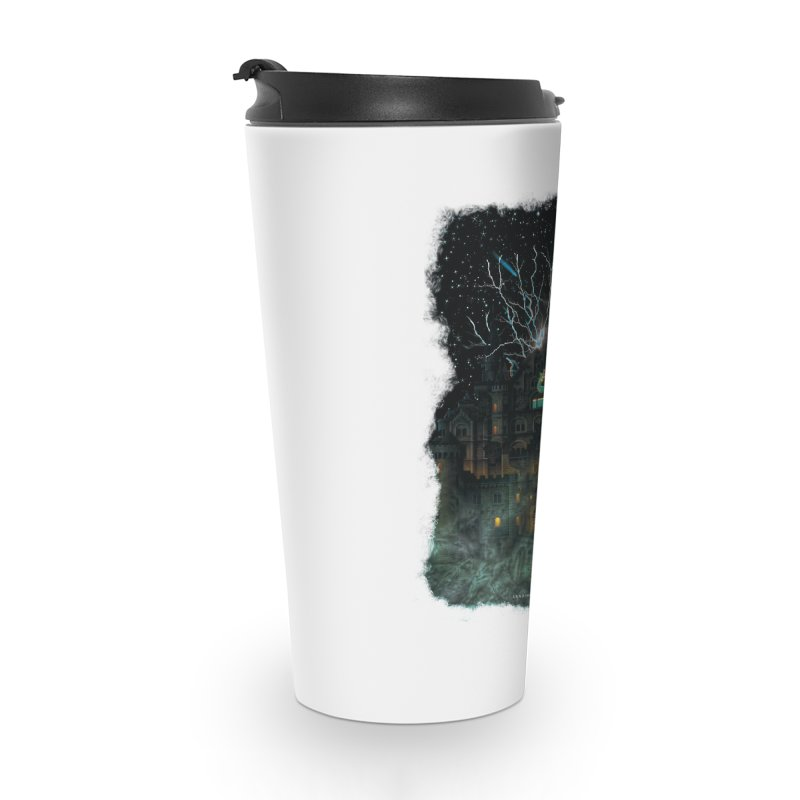 Amazing Halloween Shirt Accessories Travel Mug by Leading Artist Shop