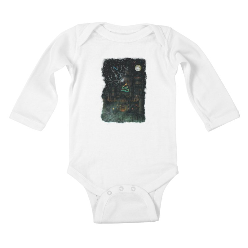 Amazing Halloween Shirt Kids Baby Longsleeve Bodysuit by Leading Artist Shop