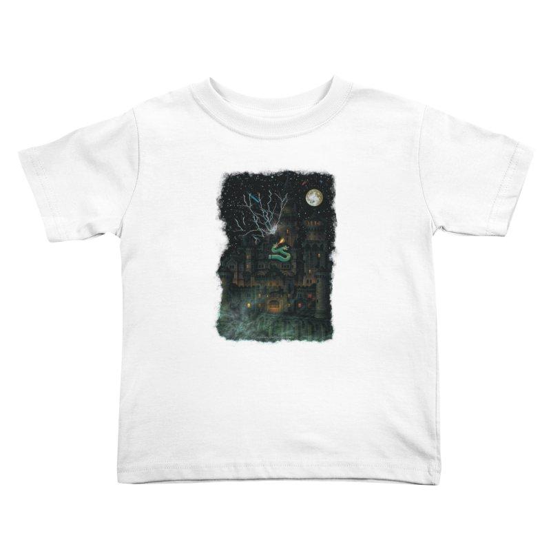 Amazing Halloween Shirt Kids Toddler T-Shirt by Leading Artist Shop