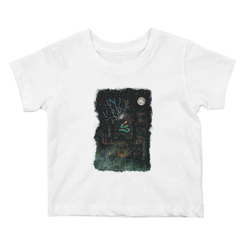 Amazing Halloween Shirt Kids Baby T-Shirt by Leading Artist Shop