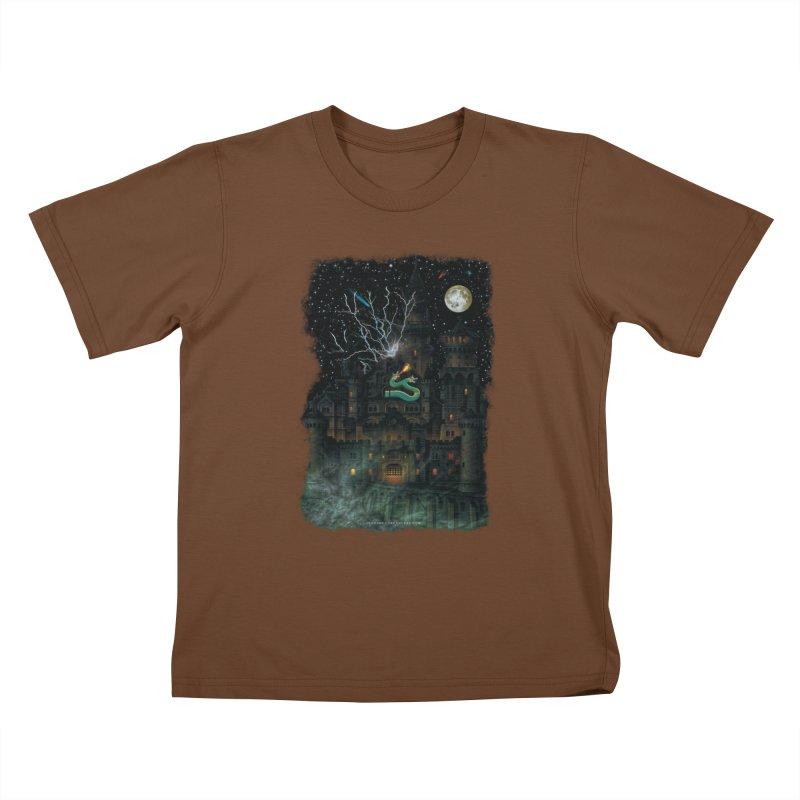 Amazing Halloween Shirt Kids T-Shirt by Leading Artist Shop