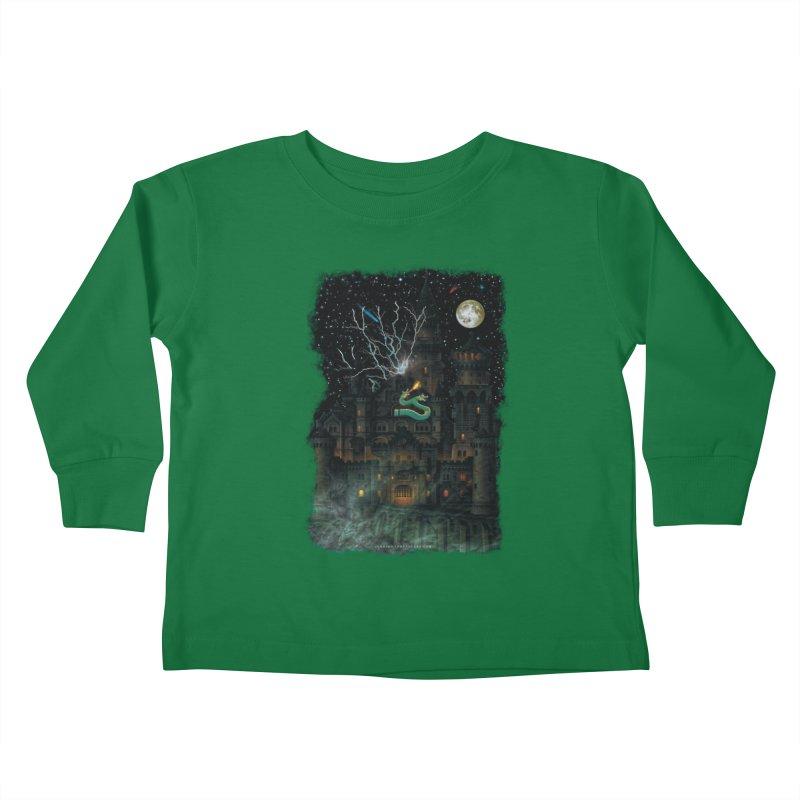 Amazing Halloween Shirt Kids Toddler Longsleeve T-Shirt by Leading Artist Shop