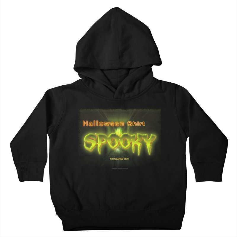 Funny Halloween Shirts Kids Toddler Pullover Hoody by Leading Artist Shop