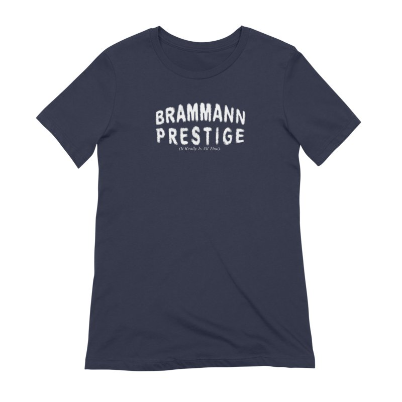 Brammann Prestige Women's Extra Soft T-Shirt by Leading Artist Shop