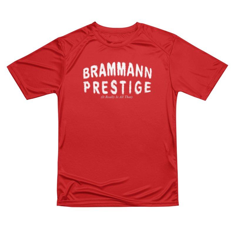 Brammann Prestige Women's Performance Unisex T-Shirt by Leading Artist Shop