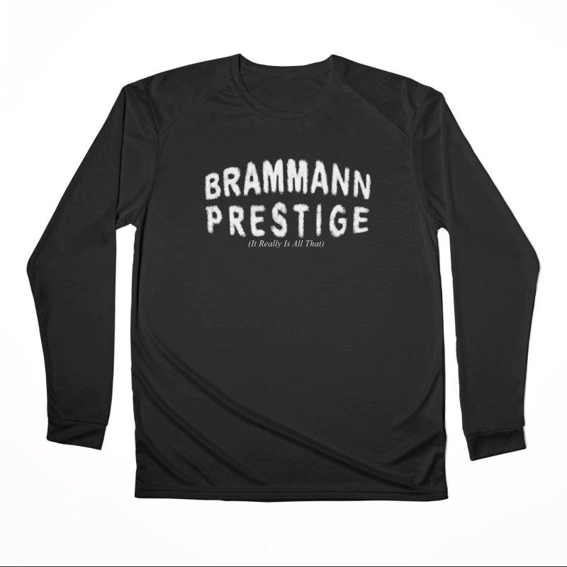 Brammann Prestige Men's Performance Longsleeve T-Shirt by Leading Artist Shop