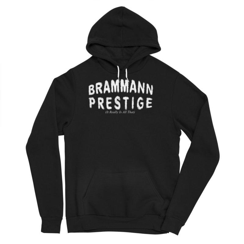 Brammann Prestige Men's Sponge Fleece Pullover Hoody by Leading Artist Shop
